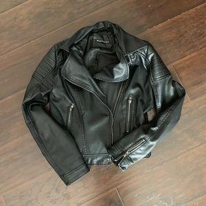 Brandy Melville Vegan Moto Jacket